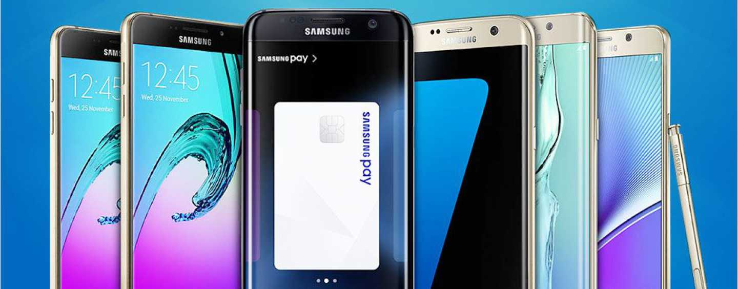 Lose the Wallet- Pay with your Samsung Handset!