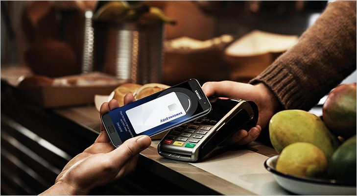 Samsung Pay View