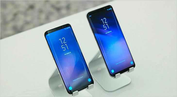 Samsung S8 S8+ Features