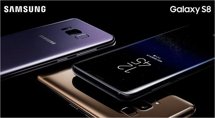 Samsung S8 S8+ S8 Model