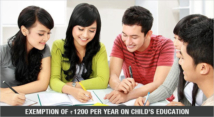 Tax saving Childrens Education