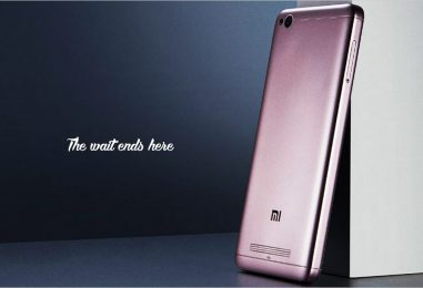 The Much Awaited Redmi 4 Series Launched!