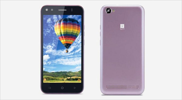 Top 5 Tablets iBall Slide Q27 4G