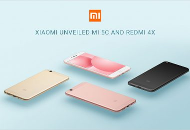 Xiaomi Mi 5C And Redmi 4X – Xiaomi's Upcoming Phones All Set to Wow Fans