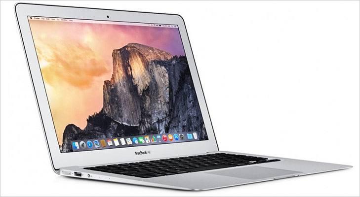 Best Battery Laptops Apple MacBook Air
