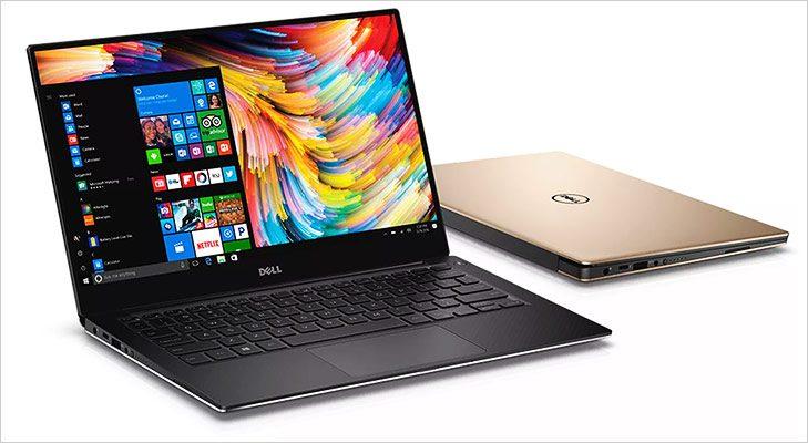 Best Battery Laptops Dell XPS 13