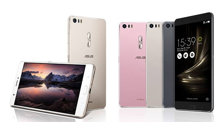 Best Smartphones Asus Zenfone 3