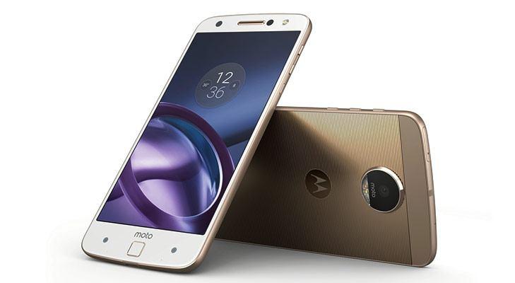 Best Smartphones Motorola Moto Z Play