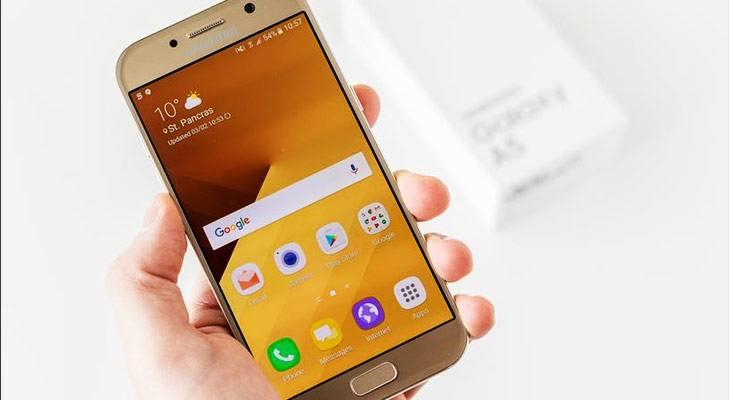 Best Smartphones Samsung Galaxy A5