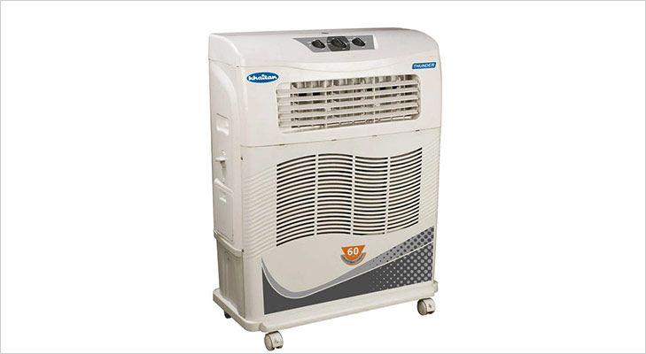 Budget Coolers Khaitan Double Blower Thunder Cooler