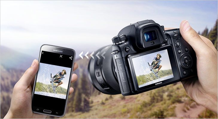 Camera Features Connectivity