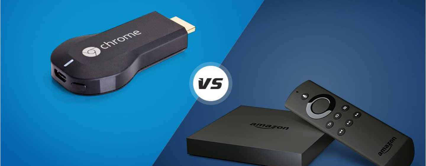 Chromecast or Fire Stick: What's the ideal choice?