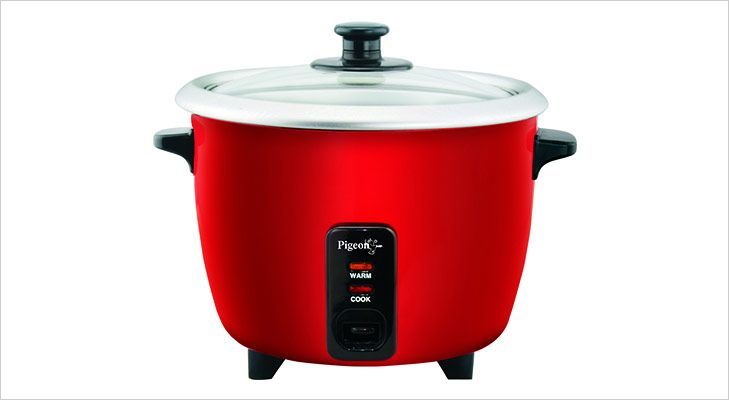 Electric Cooker Capacity