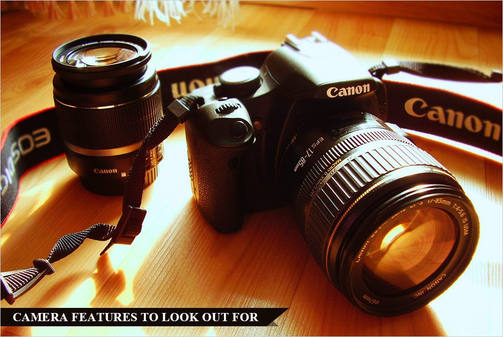 Features You Need to Look for While Buying a Camera