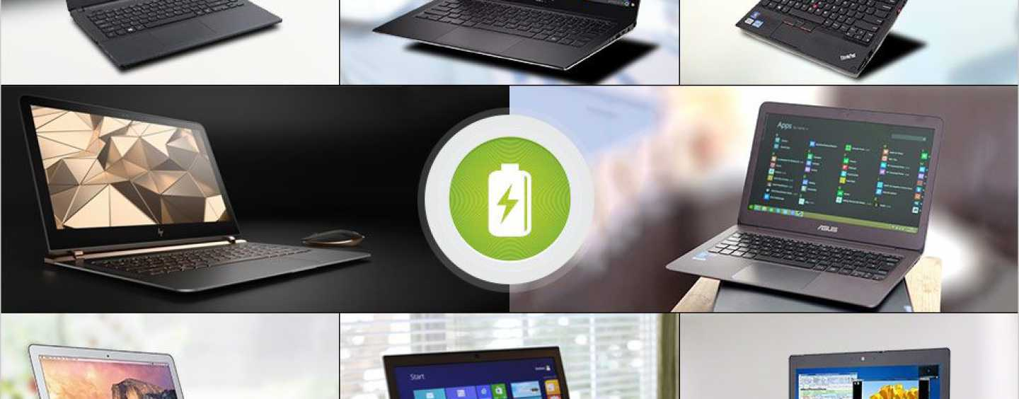 Laptops to Go For with the Best Battery Life