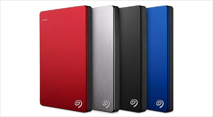 Portable HDD Seagate Backup Plus Slim 2TB