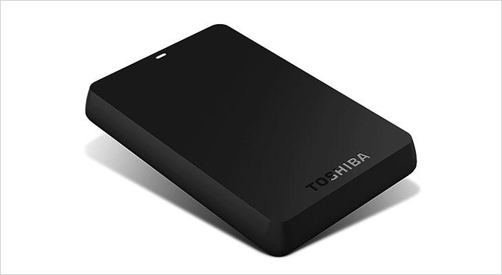 Portable HDD Toshiba Canvio Basics 1TB