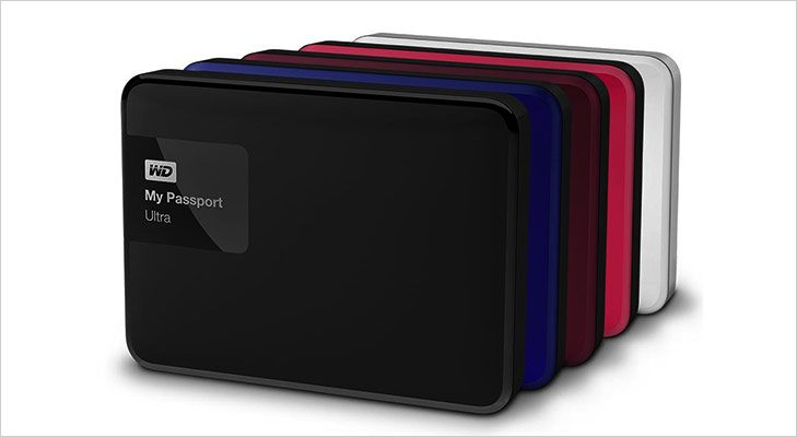 Portable HDD WD My Passport Ultra