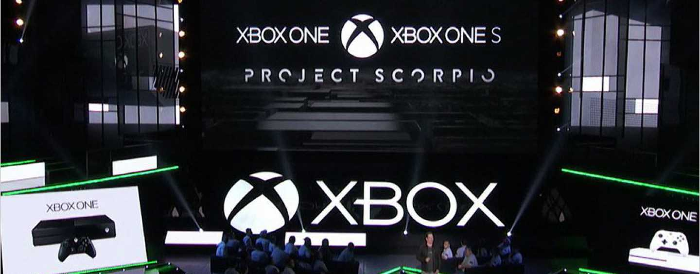 Project Scorpio: The BIG Microsoft Xbox Project