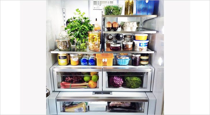 Refrigerators Storage