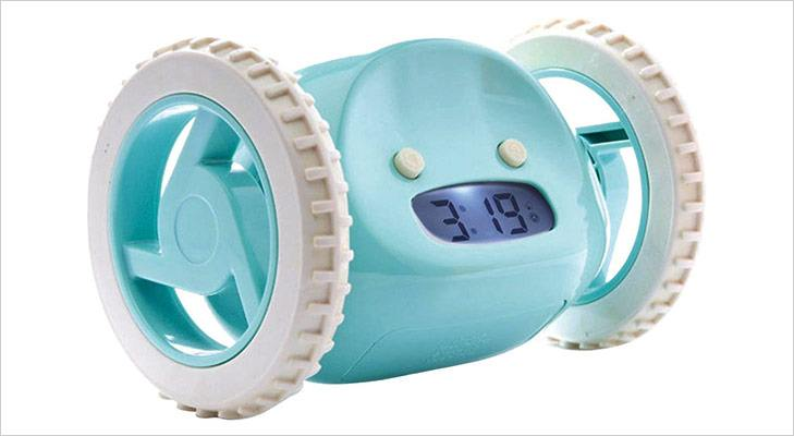 Smart Gadgets Robotic Alarm