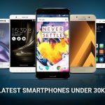 5 Best Smart Phones Under 30K