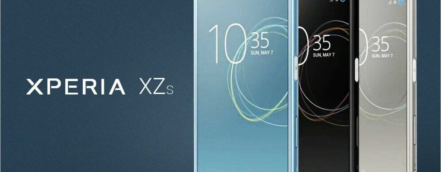 Sony Xperia XZs Launched in India