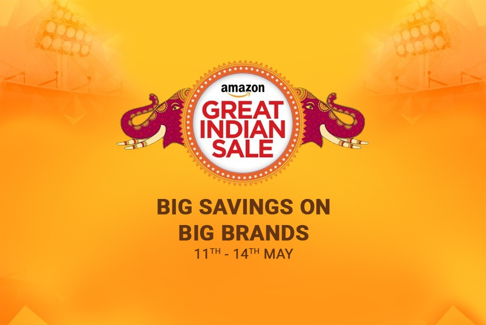 Amazon's Great Indian Sale is back!