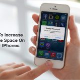 How To Increase Storage Space On Your IPhones