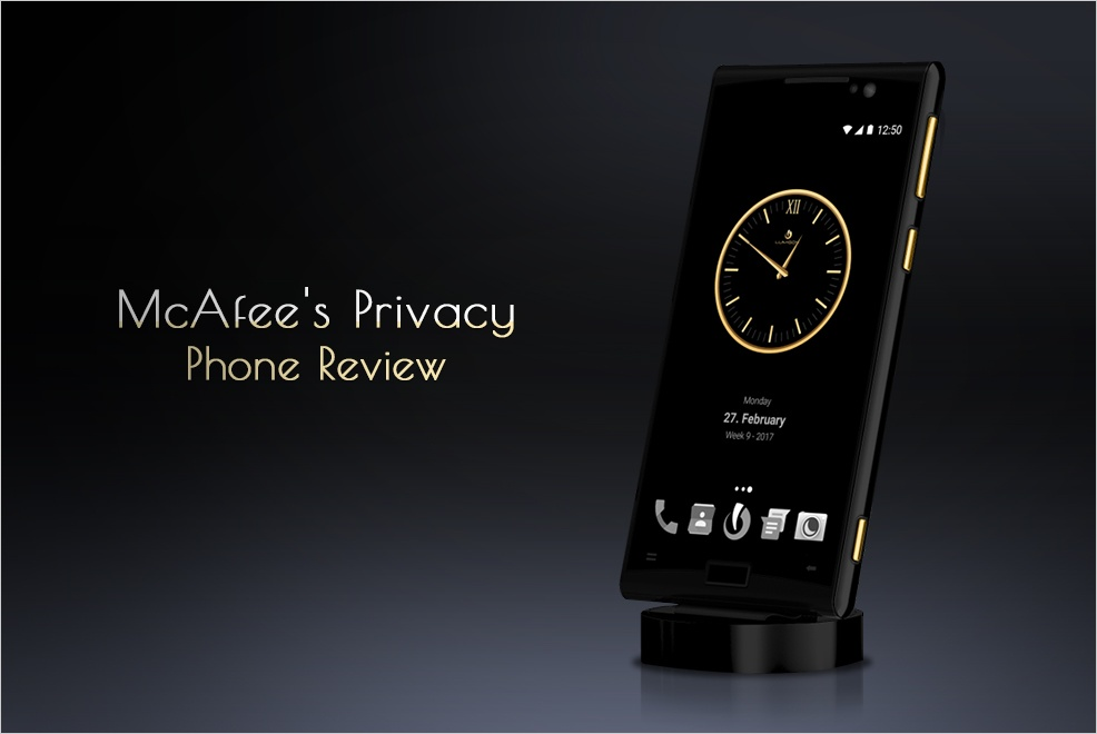 Check out McAfee's Privacy Phone Review