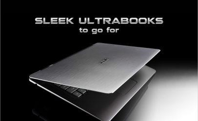 5 Sleek Ultrabooks with High Performance