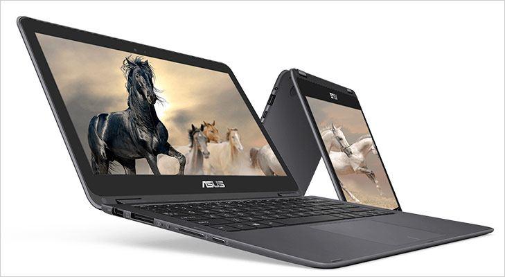 Sleek Ultrabooks Asus ZenBook Flip UX360CA