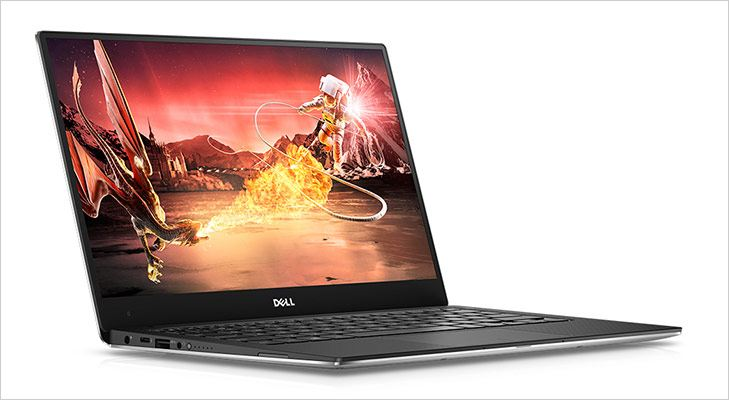 Sleek Ultrabooks Dell XPS 13 Touch
