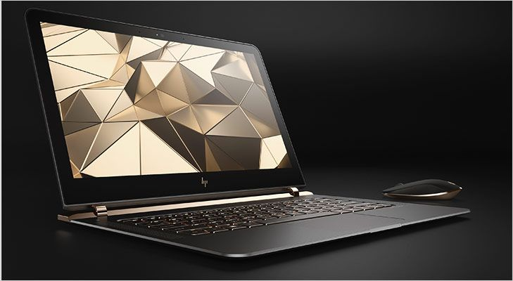 Sleek Ultrabooks HP Spectre