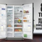 8 Tips to reduce Power Consumption of your Refrigerator