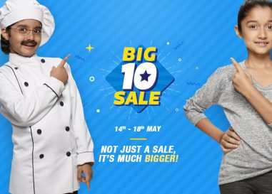 Flipkart's Big 10 Sale is Here to Delight Shoppers