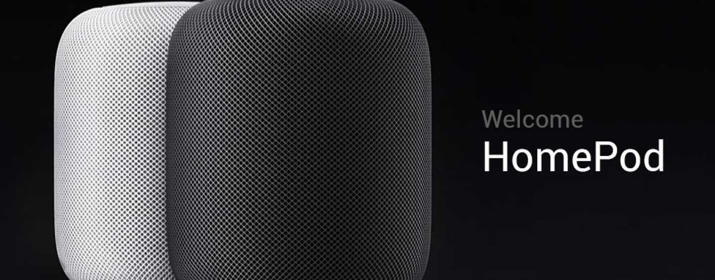 Apple Homepods Smartphones Speakers