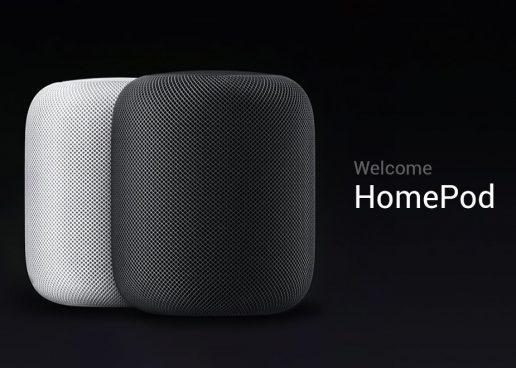 Apple Homepods Smartphones Speakers