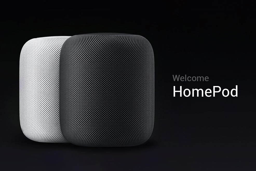 Apple Homepod Smartphone Speaker