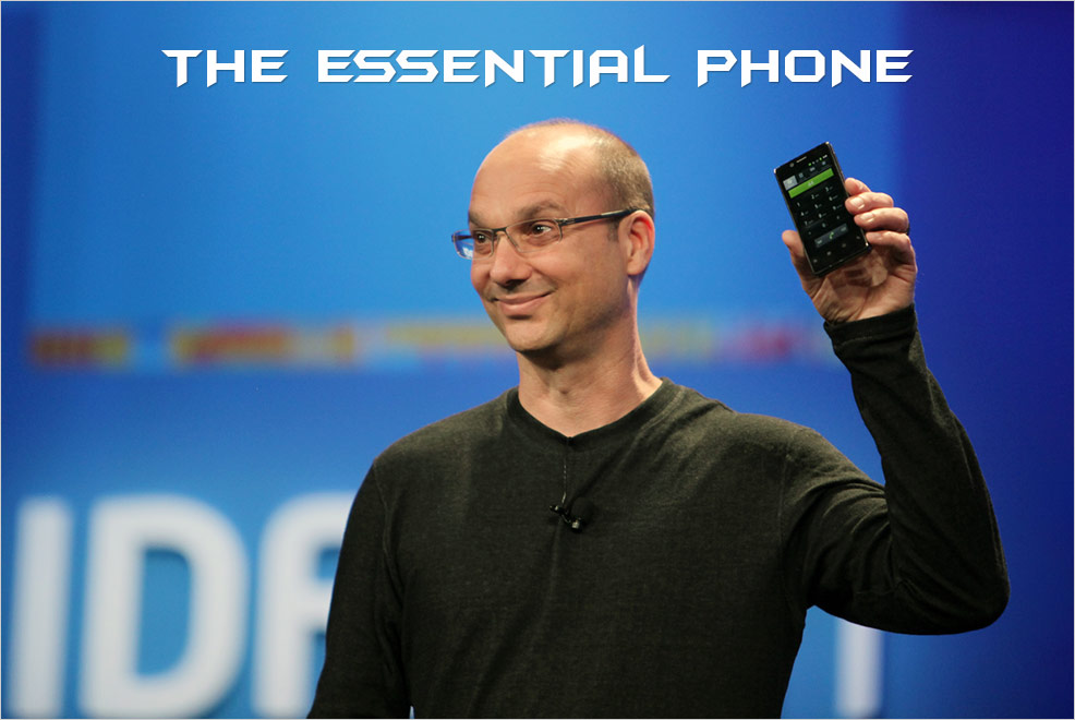 The Essential Phone
