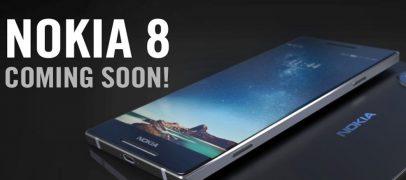Nokia to Unveil Nokia 8