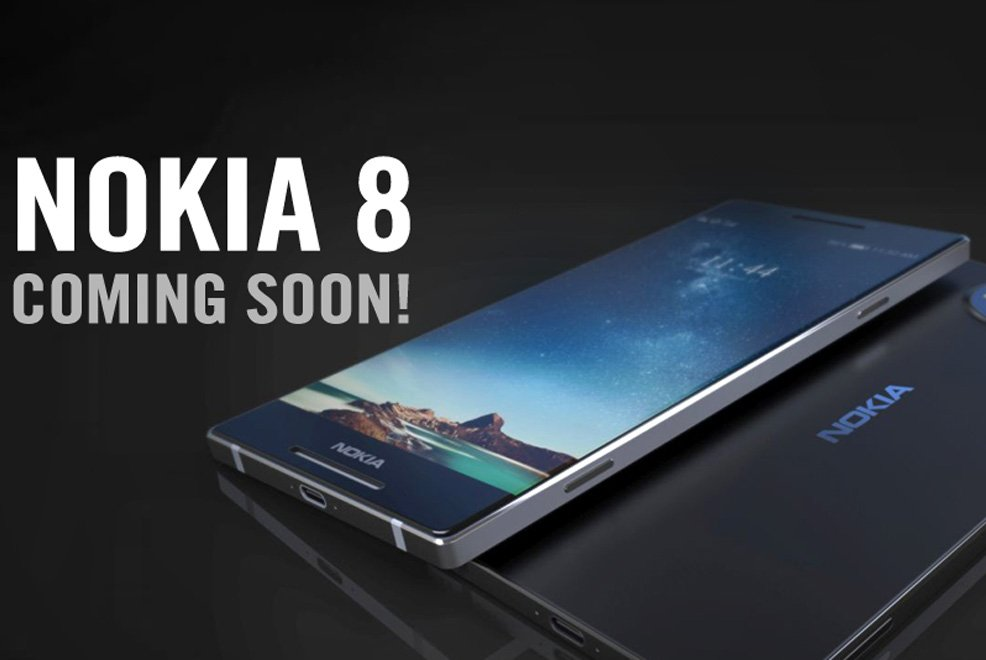 Nokia to Unveil Nokia 8