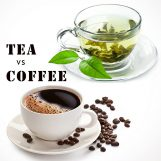 Tea Or Coffee: My Cup Runneth Over . . .