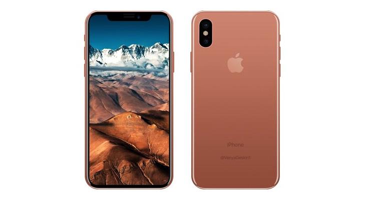 Iphone8incoppergold