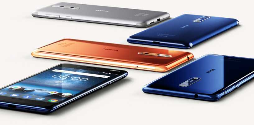 An Awaited Flagship Has Arrived: Nokia 8 Specifications, Pricing and Other Details