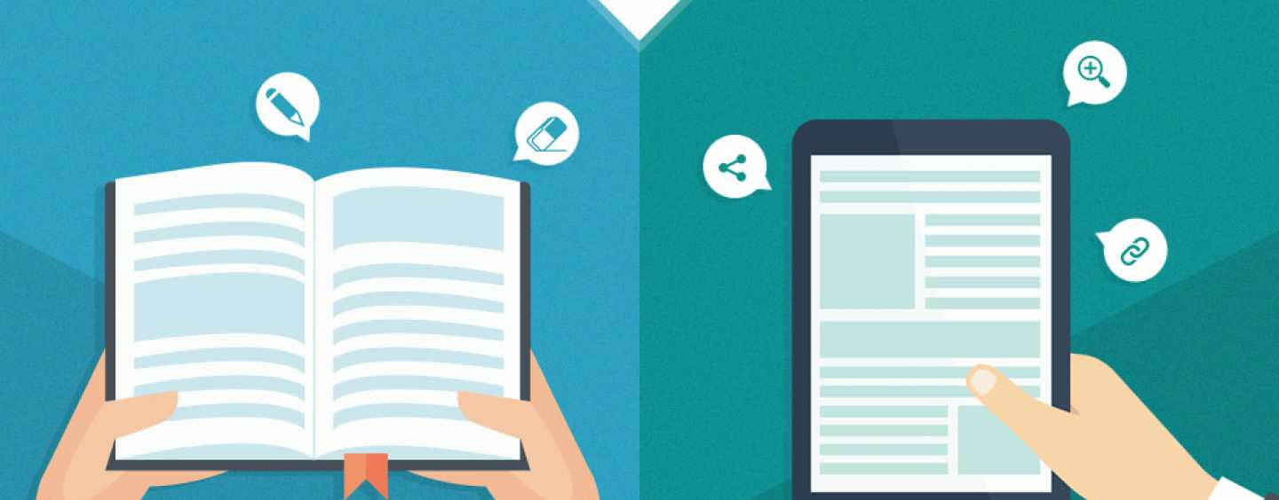 Traditional Books Vs Tablet Apps