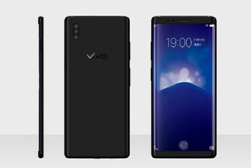 Images Of Vivo's Next Flagship Phone Xplay 7 Leaked