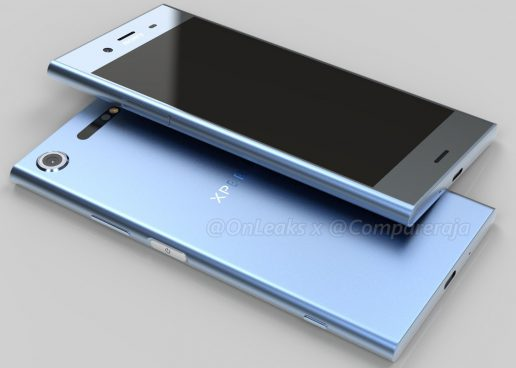 EXCLUSIVE: Xperia XZ1 Leaked 3D Renders and Video- Upcoming Smartphone from Sony