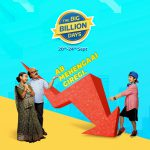 Flipkart Big Billion Days 2017: Show Begins on 20th September