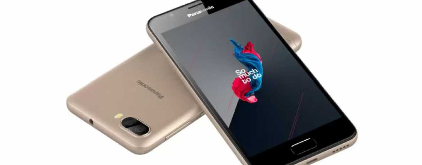 Panasonic Launches Eluga Ray 500 With Dual Cameras For Rs 8,999